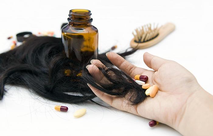 Волосы и витамины