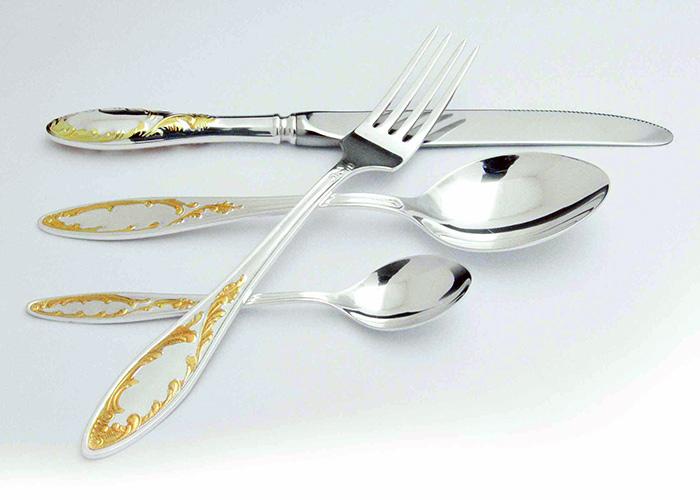 чем чистить столовое серебро