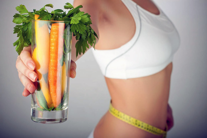 диета морковь