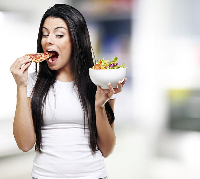 большом быстрее при худеешь весе