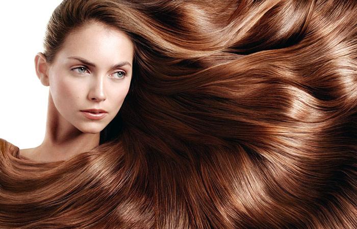 раскошные волосы
