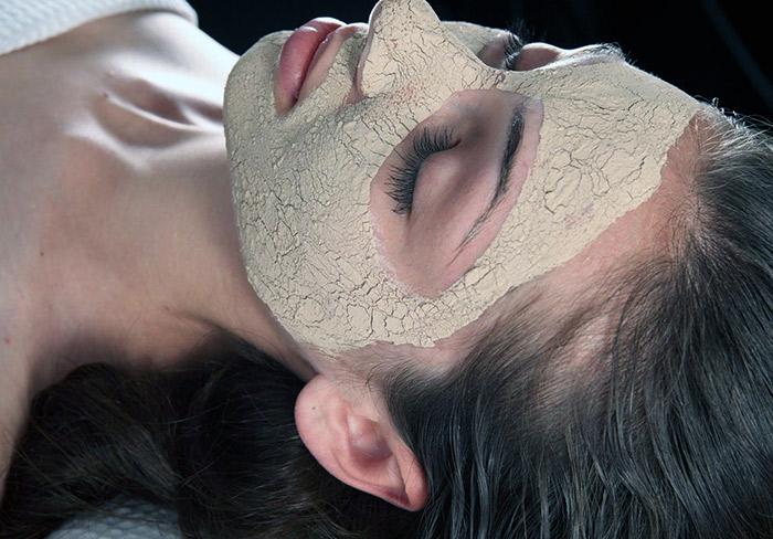 маска для лица с календулой