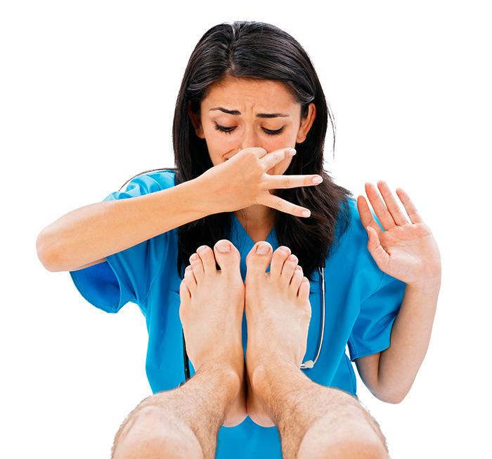 вонючие ноги