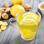 Имбирный напиток как эффективное средство для похудения