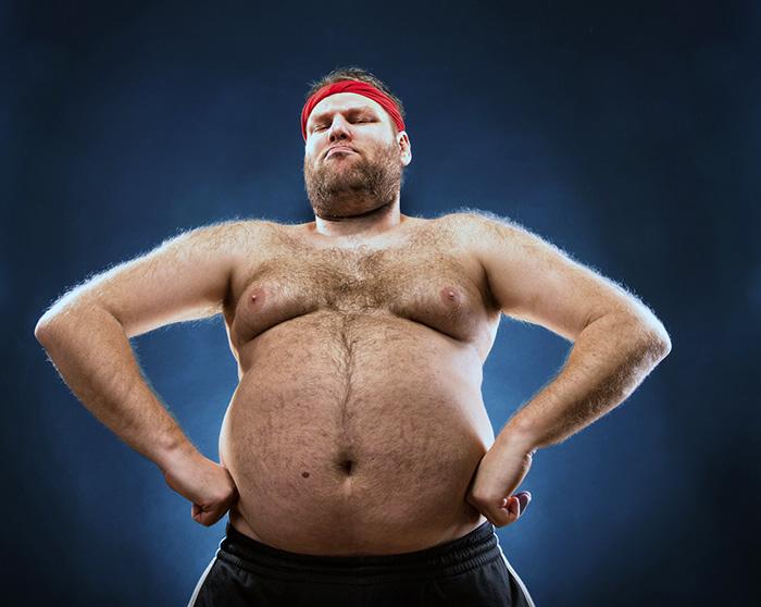 Толстые мужчины фото