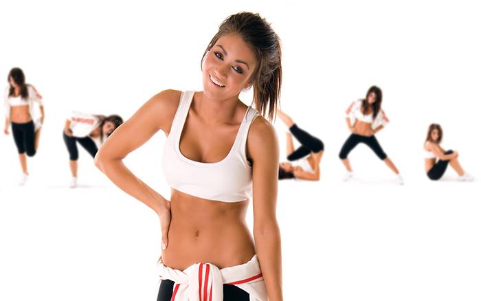 похудение с помощью тренировок
