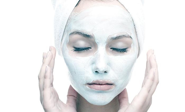 маска из соды