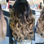 Окрашивание волос балаяж – особенности процедуры