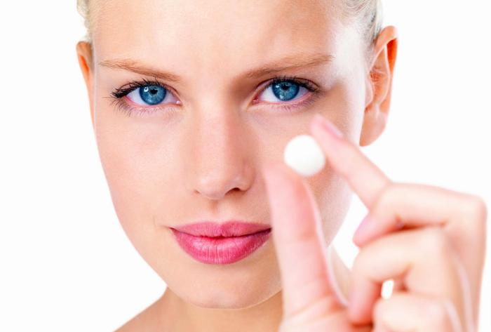 Лекарства против прыщей на лице