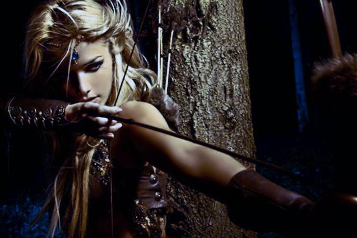 Стрелец женщина — характеристика знака зодиака.