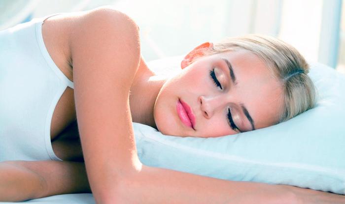затекание рук во сне