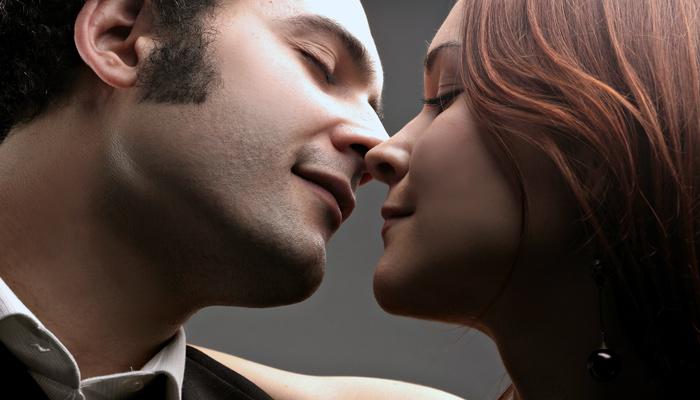 готовность к поцелую