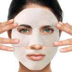 Тканевые маски для лица — какова эффективность?