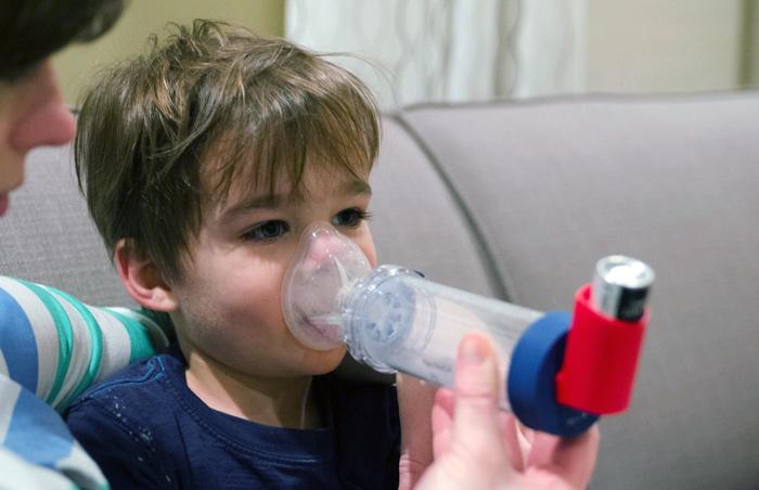Ингаляции при бронхите у ребенка в домашних условиях