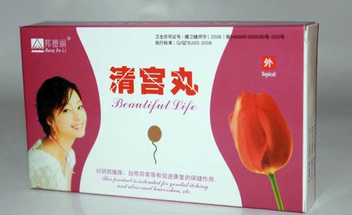 Китайские фитотампоны официальный сайт