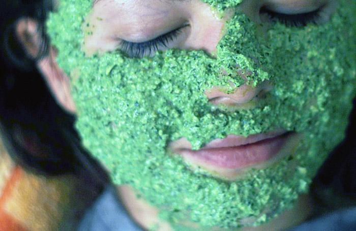 маски из петрушки
