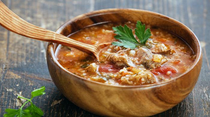 рецептура суп харчо в таблице