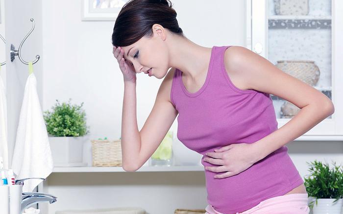 боль желудка при блеременности