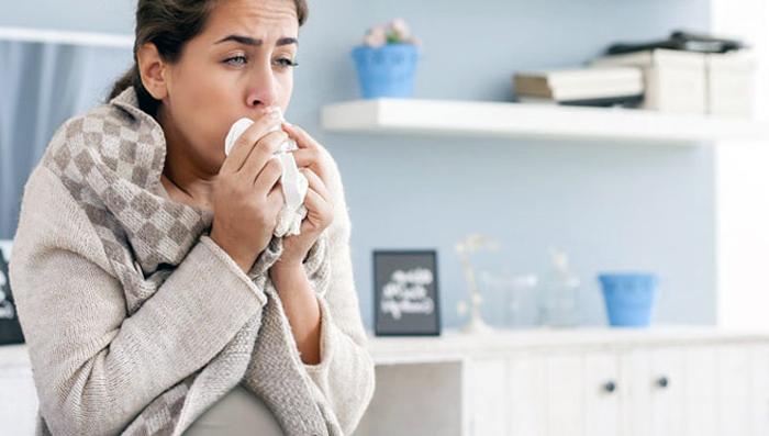 Как убрать кашель у беременной 9