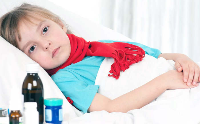 противовирусные для детей