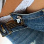 Как можно растянуть джинсы если они стали малы?