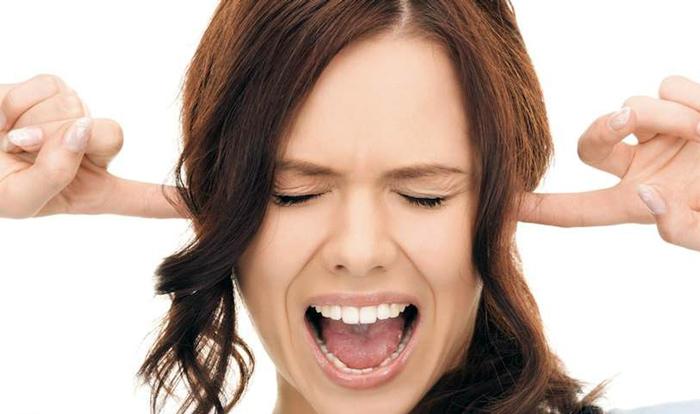 Закладывает уши во время беременности